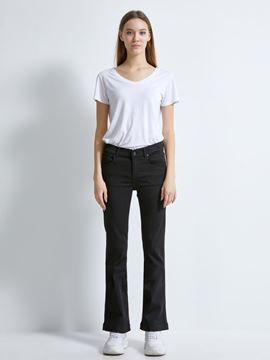 Image de FALLON BLACK WASH TROUSERS